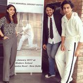 Check out: Soha Ali Khan and Kunal Kemmu support Saif Ali Khan's son Ibrahim at Tiger Memorial cricket match