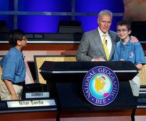 Alex Trebek: On Hosting the National Geographic Bee