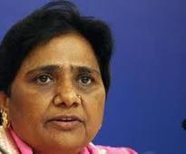 Assault on varsity staff slap on govt's face: Mayawati