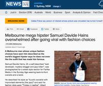 The Age fires freelancer who faked viral Melbourne man hipster profile
