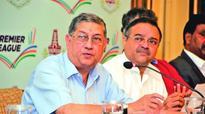 Chennai Super Kings will be back: N Srinivasan