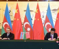 China, Azerbaijan sign deals on Silk Road cooperation