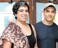 Aamir Khan gives Reena Dutta's 50th birthday celebration priority over SECRET SUPERSTAR