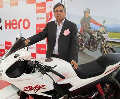Why Pawan Munjal isn't happy with Hero Moto's market share