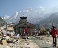 Congress stopped rebuilding of Kedarnath, says Modi; Bahuguna seconds claim