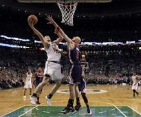 NBA playoffs: Kelly Olynyk shines as Celtics down Wizards to set up Cavaliers showdown