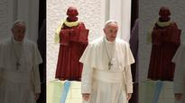 Pope urges Lutherans to set aside doctrine to work together