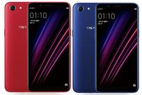OPPO A1 with 5.7-inch 18:9 display, face unlock announced
