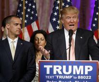 As in 'Celebrity Apprentice,' Trump fosters rivalries