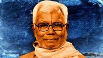 Why Hukmdev Narayan Yadav may be Modis choice as Indias vice-president