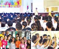 Laguna schools join forces to inspire young leaders