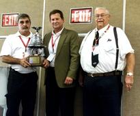 Spartan Emergency Response Honors Jimmy Faulkner of Dallas Fire-Rescue for Contributions to Firefighting..