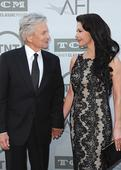 Michael Douglas and Catherine Zeta Jones Love to Gross Their Kids Out with Their Proposal Story