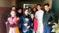 For these Afghan kids, India is like home now