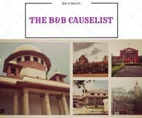 The B&B Causelist #349: Taj Mansingh, SEBI-Sahara, Delhi Pollution & more