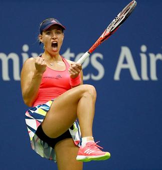 No 1 Kerber prefers to play good and consistence tennis