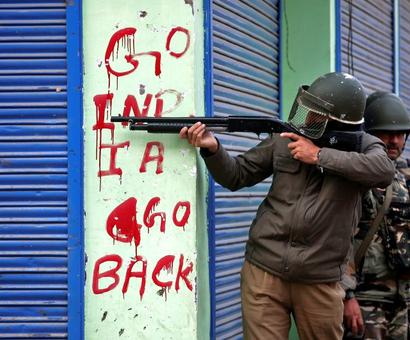 'When we don't talk to Kashmiris, Pakistan becomes more relevant'