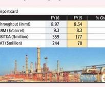 Essar Oil UK FY16 profit at $244 million