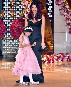 Aishwarya, SRK, Katrina at Ambani party
