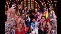 In Pictures | Candid moments with Amitabh Bachchan, Taapsee Pannu on the sets of Jhalak Dikhhla Jaa 9