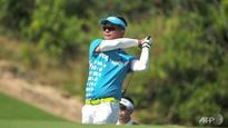 Golf: Lin in charge in Vietnam but Garcia lies in wait