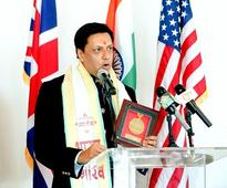 Madhur Bhandarkar receives Bharat Gaurav award; dedicates it to Indian Armed Forces