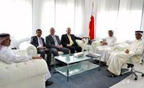 Transportation Minister meets APM Terminals' Regional Representative