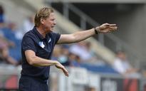 Hamburg appoint Gisdol to succeed sacked Labbadia