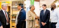 Treasury Secretary visits New Markets Tax Credit Financed Grocer in Minneapolis