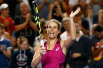 Jo Konta becomes first British woman to reach Australian Open fourth round since 1987