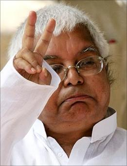 Lalu's trusted IAS officers placed in sons' departments