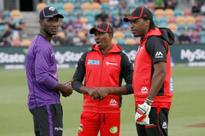 Left Out Of ODI Squad Chris Gayle Dwayne Bravo And Darren Sammy Make Fun Of Windies Selectors