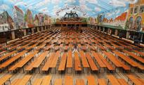 Briton fighting for his life after 'drunken brawl' with German at Oktoberfest venue