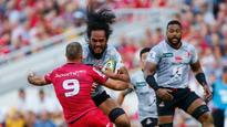 Queensland Reds defeat brave Sunwolves