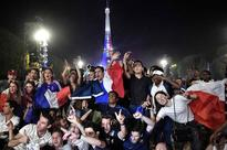 France rejoices after reaching Euro 2016 final