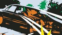 Assam: 6 dead as SUV falls off bridge