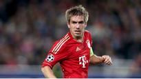 Lahm '100%' confident of UCL win