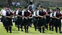 All things Scottish are the focus of Alma, Michigan's annual Highland Festival