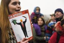 German magazine sparks criticism with Trump beheading cover