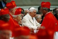 REFILE-In memoirs, ex Pope Benedict says Vatican