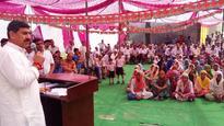 Developing rural hamlets main agenda of Coalition Govt: Jugal