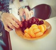Grapes can help counter high fat diets