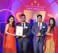 Sikkim Jewellers Bags Excellence Awards