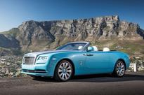 Rolls-Royce Dawn convertible launched at Rs. 6.25 crore in India