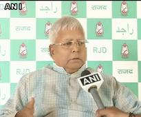 BJP, RSS will pay for coming at me: Lalu Prasad Yadav