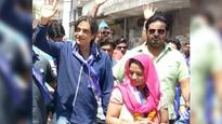 Chandrachur Singh RETURNS - on the streets of Delhi!
