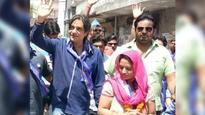 Chandrachur Singh RETURNS - on the streets of Delhi!