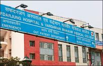 Safdarjung Hospital doctors launch non-cooperation movement, go on indefinite mass leave