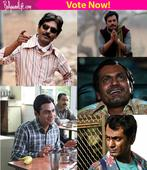 Nawazuddin Siddiqui Birthday Special: Badlapur, Bajrangi Bhaijaan, The Lunchbox  which is your favourite performance of the actor?