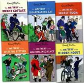 All the Series of Enid Blytons Mysteries is Now Available at Snazal Books Wholesale